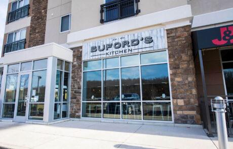 Buford's Kitchen exterior (Washington PA)